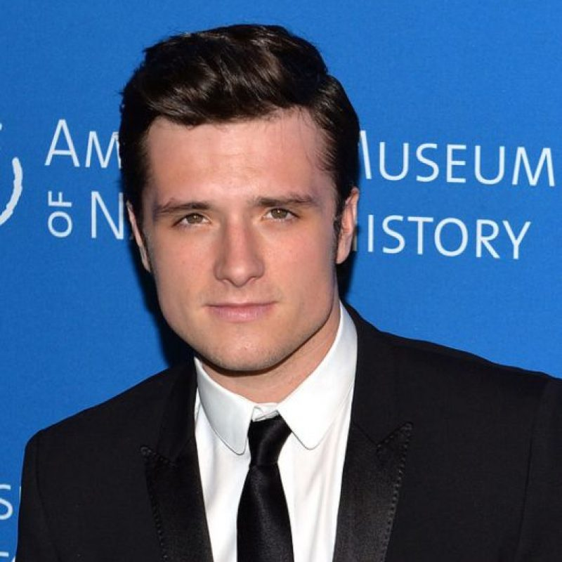 Josh Hutcherson Foto: vía Getty Images