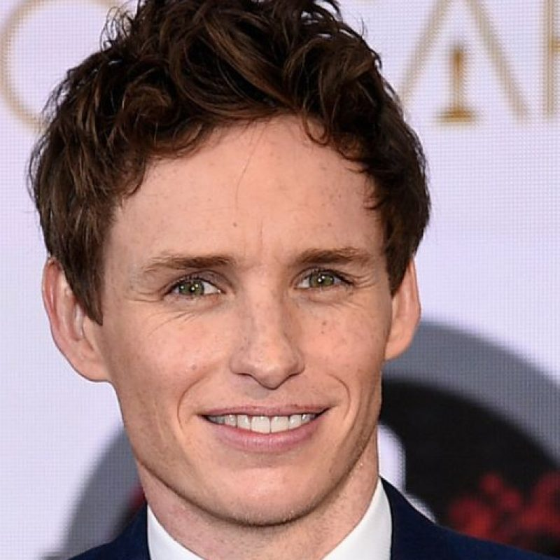 Eddie Redmayne Foto: vía Getty Images