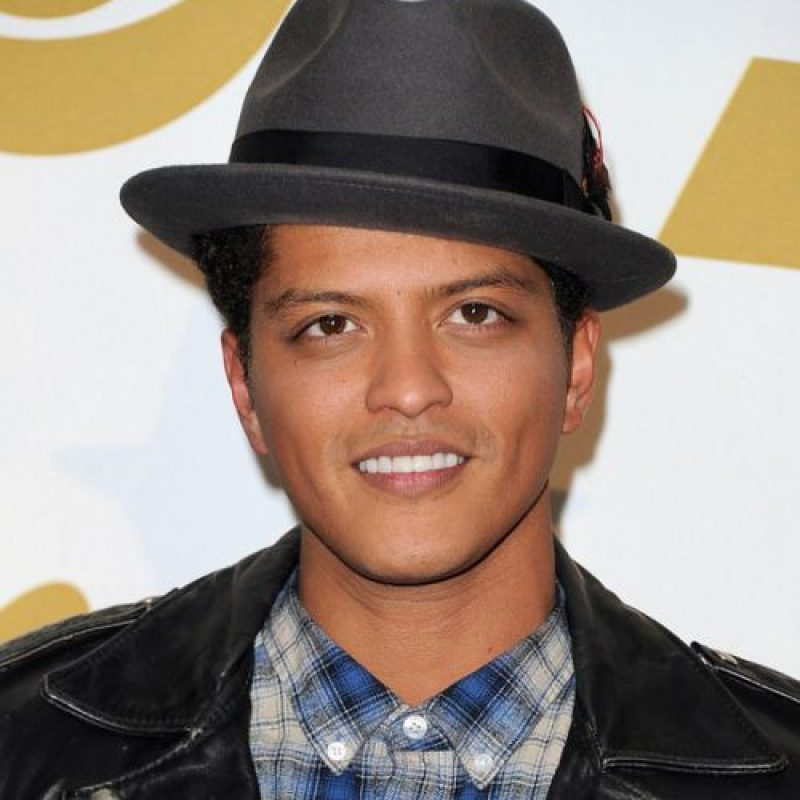Bruno Mars Foto: vía Getty Images