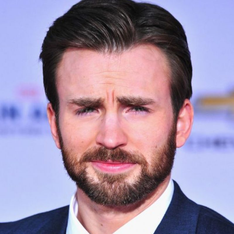 Chris Evans Foto: vía Getty Images