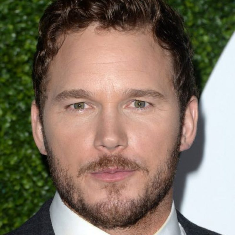 Chris Pratt Foto: vía Getty Images