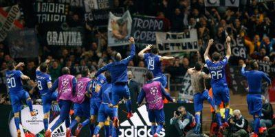 La Juve se asegura un cupo entre de los cuatro mejores de la Champions
