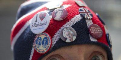8. Actualmente la princesa Catalina se está quedando en el Palacio de Kensington. Foto:AFP
