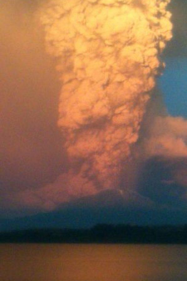 La última erupción fue hace 43 años. Foto:AFP