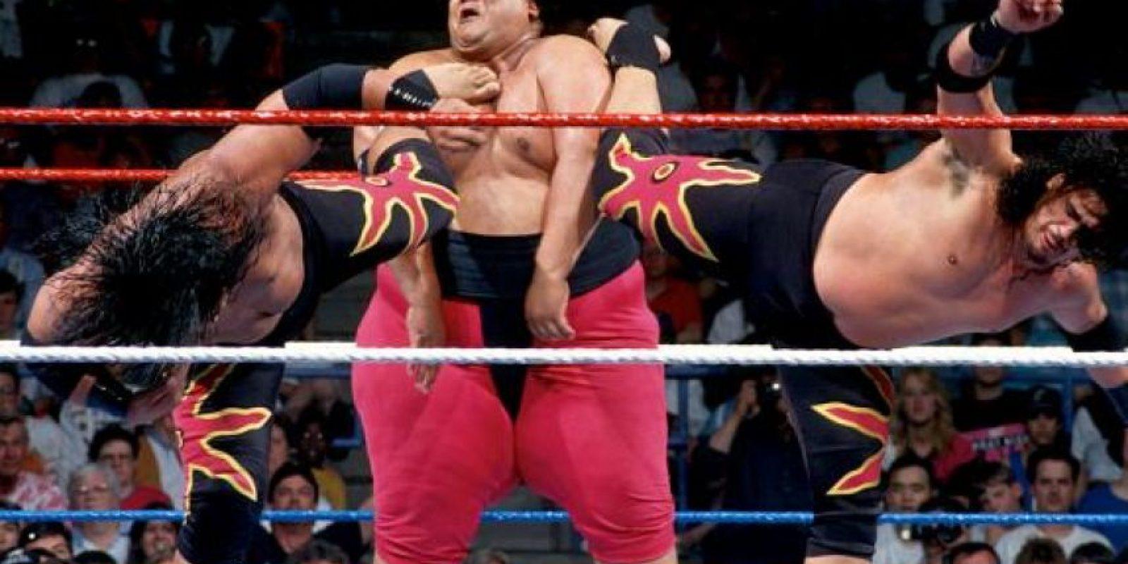 Yokozuna Foto:WWE