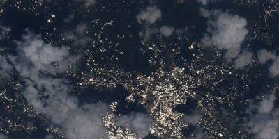 Calcuta, en India Foto:Facebook.com/pages/NASA-Astronaut-Scott-Kelly