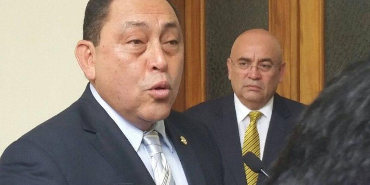 Monzón pasó ayer por Honduras, asegura Ministro de Gobernación