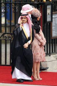 El príncipe Alwaleed Bin Talal es uno de los hombres mas ricos del mundo. Foto:Getty Images