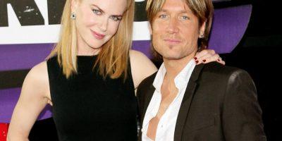 Nicole Kidman y Keith Urban