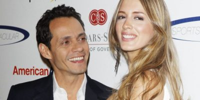 Marc Anthony y Shanonn De Lima