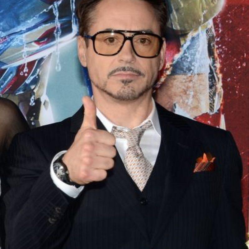 En su visita a Londres el actor fue cuestionado sobre su pasado Foto:Getty Images