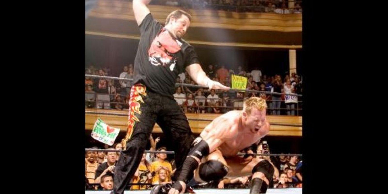 Perdió la vida a los 33 años por una sobredosis de oxicodona Foto:WWE