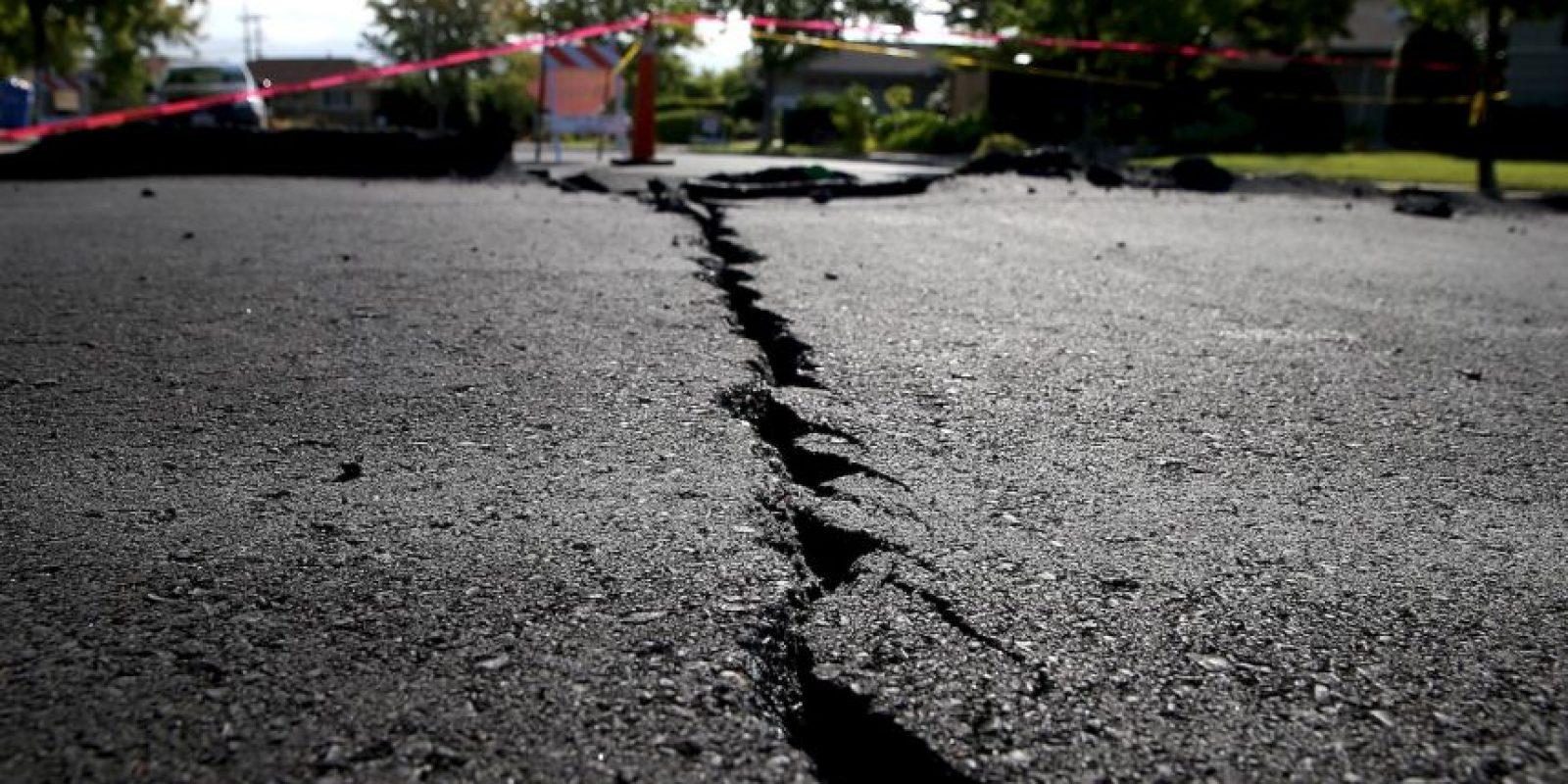 3. Es el único planeta en el que existen sismos Foto:Getty Images