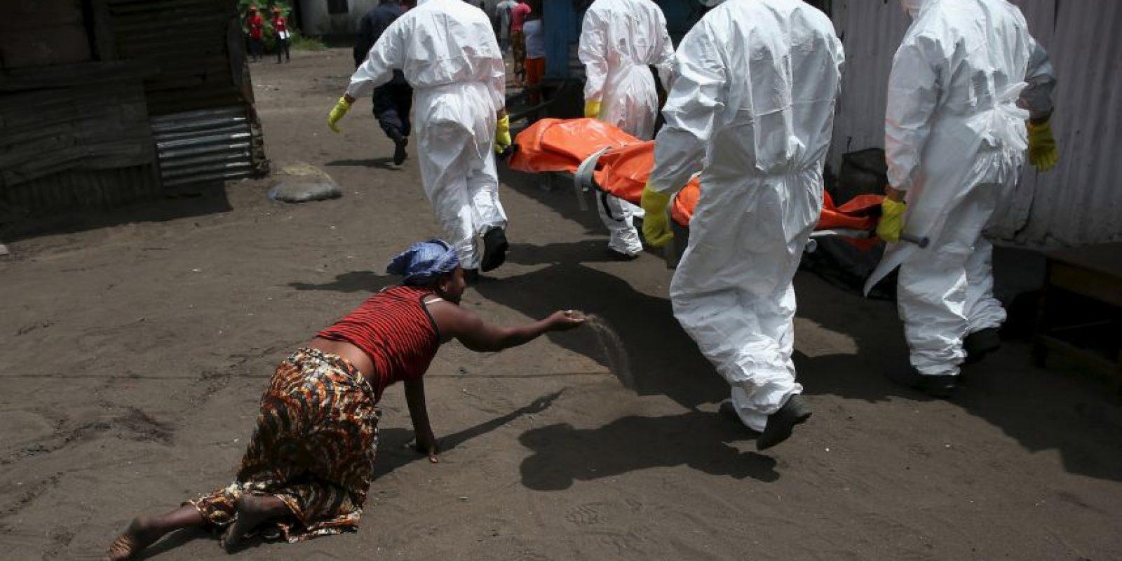 Los brotes de enfermedad por el virus del Ébola tienen una tasa de letalidad que puede llegar al 90 por ciento. Foto:Getty Images