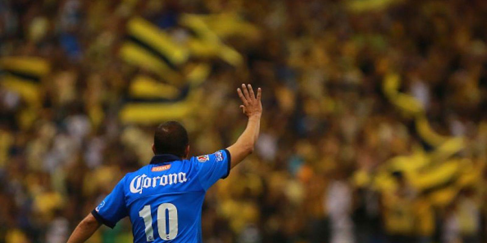 Su último partido oficial lo jugó el 21 de abril de 2015. Foto:Getty Images