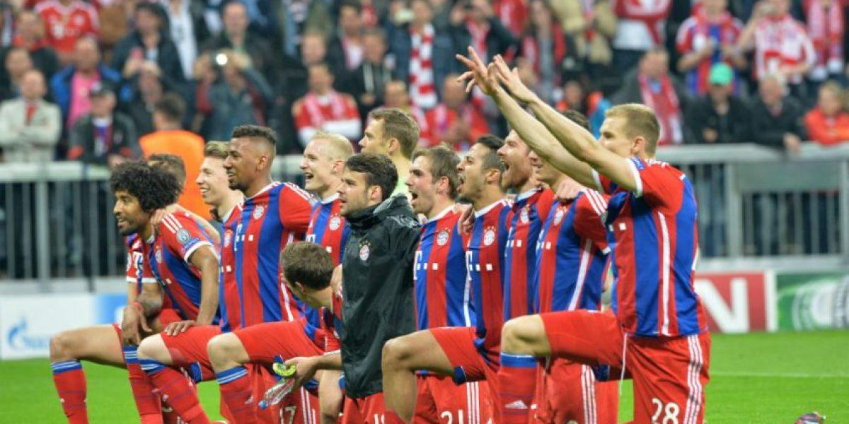 Solicitud millonaria de entradas para ver al Bayern en semifinales