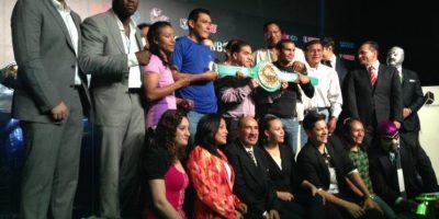 """Sobre el valor total del cinturón, Sulaimán declaró que """"no tiene precio"""", en la web oficial de la WBC. Foto:World Boxing Council"""