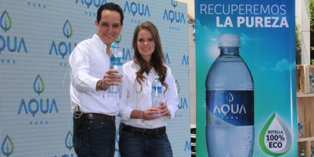 CBC presentó la nueva imagen de AQUA Pura