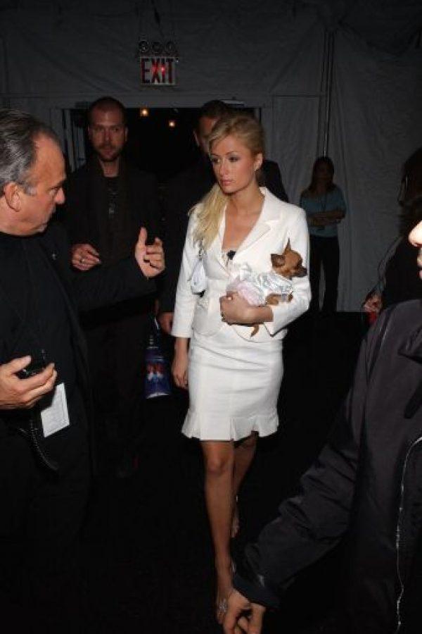 En 2004, la pequeña mascota desapareció. Foto:Getty Images