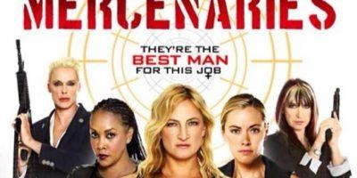 """En 2013, se unió al elenco de la cinta de acción """"The Expendabelles"""" junto a Milla Jovovich (""""Resident Evil""""), Cameron Diaz (The Other Woman) y Meryl Streep. Foto:Vía Instagram.com/therealzoebell"""