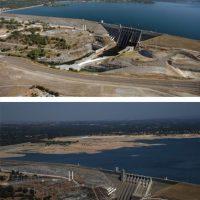 Sin embargo, existen zonas en las que la sequía ha causado severos problemas Foto:Getty Images