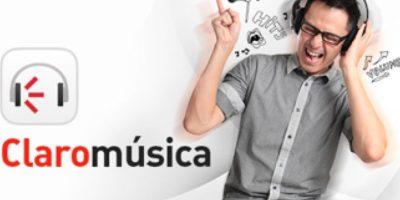 El catálogo de Claro música es de más de 25 millones de canciones. Foto:Claro