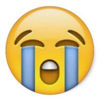 2) Caras tristes. Foto:Pinterest