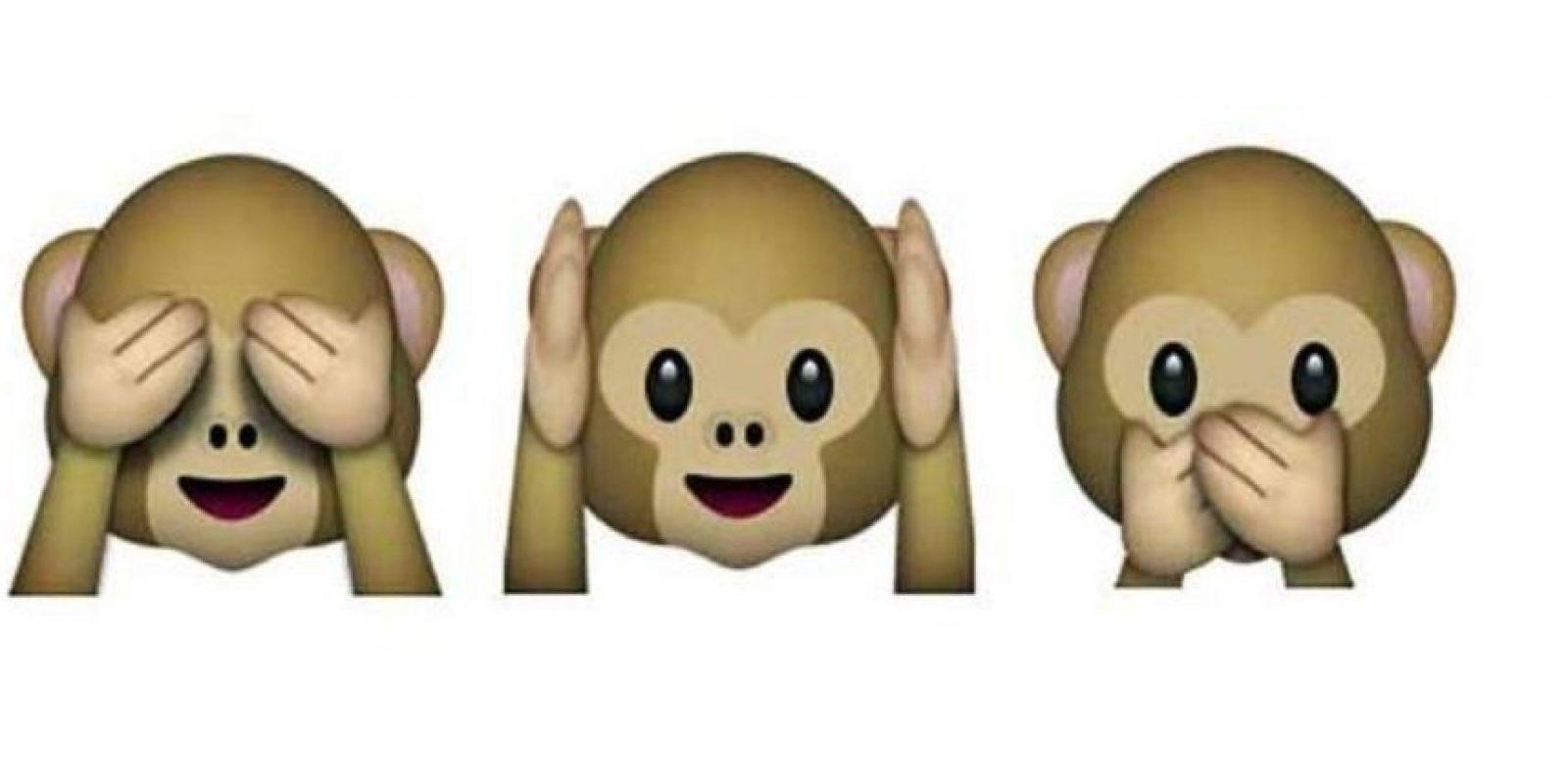 7) Monos. Foto:Pinterest