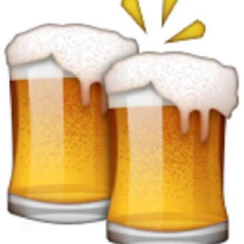 17) Bebidas alcohólicas. Foto:Pinterest