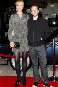 Bodhi y Jenna Elfman