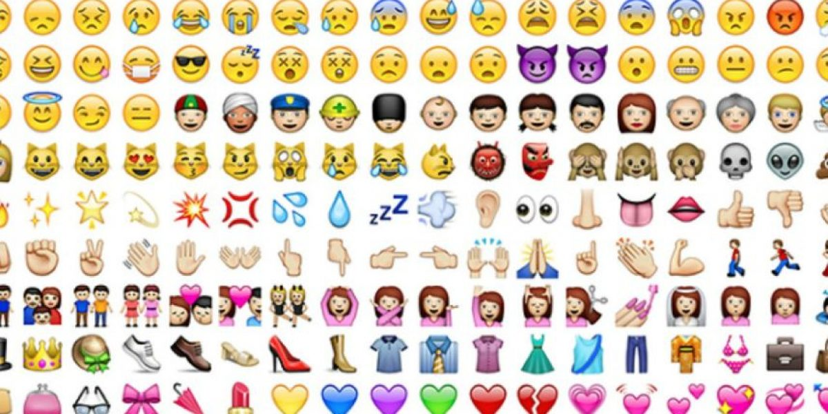 FOTOS: Estos son los 20 emojis más usados en el mundo