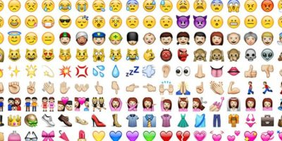 Los emojis los utilizamos diariamente en apps como WhatsApp, Facebook o Twitter. Foto:Pinterest