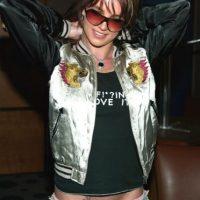Britney Spears parecía una mala copia de Kat Von D. Foto:vía Getty Images