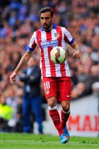 Jesús Gamez juega como lateral derecho Foto:Getty Images