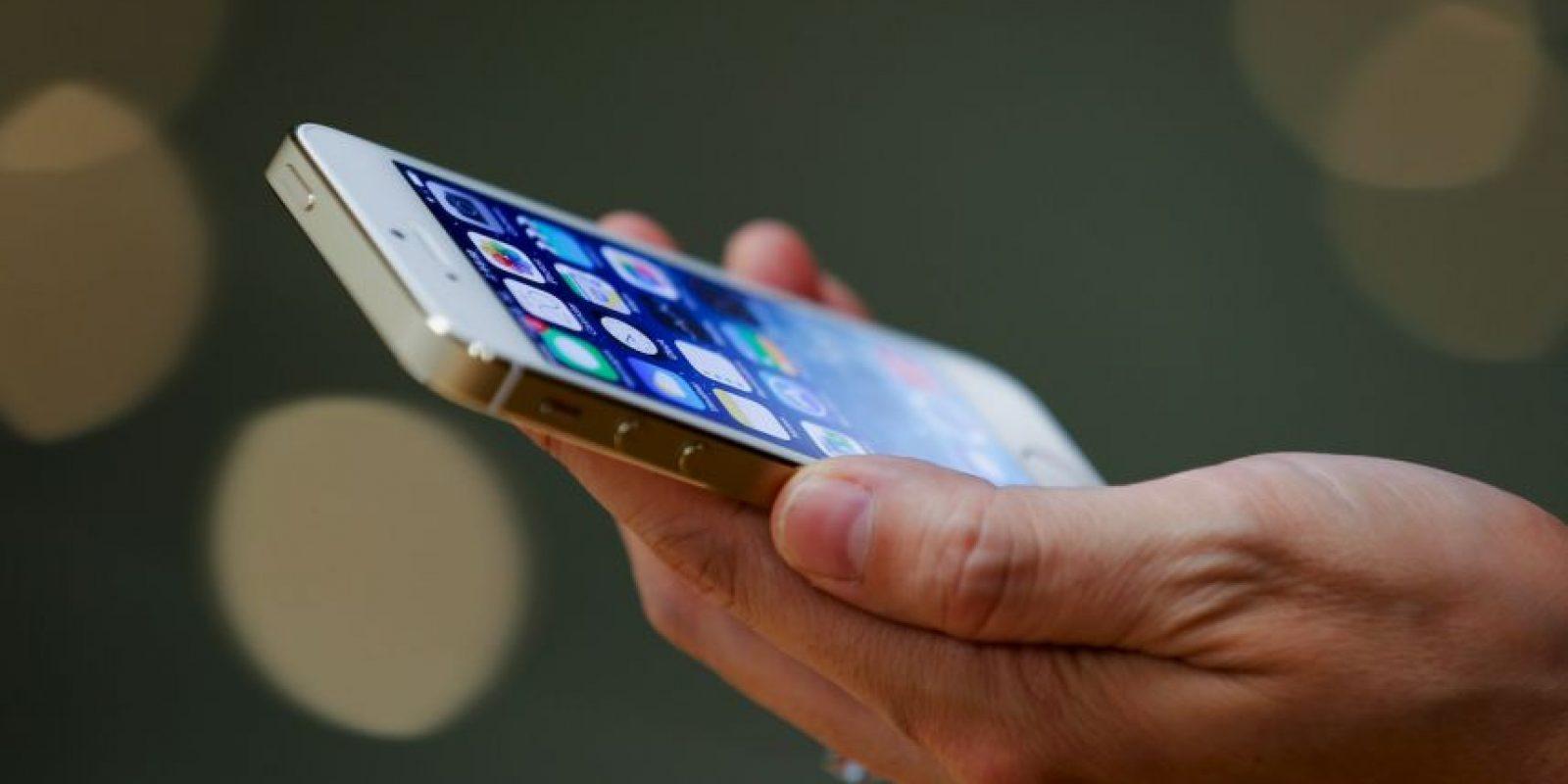 La aplicación imita el sonido de un secador de manos automático. Nada más. Foto:Getty Images