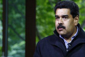 """La declaración contra Felipe González, expresidente de España, del presidente Nicolás Maduro fue en su programa semanal """"Contacto con Maduro"""" Foto:Getty Images"""