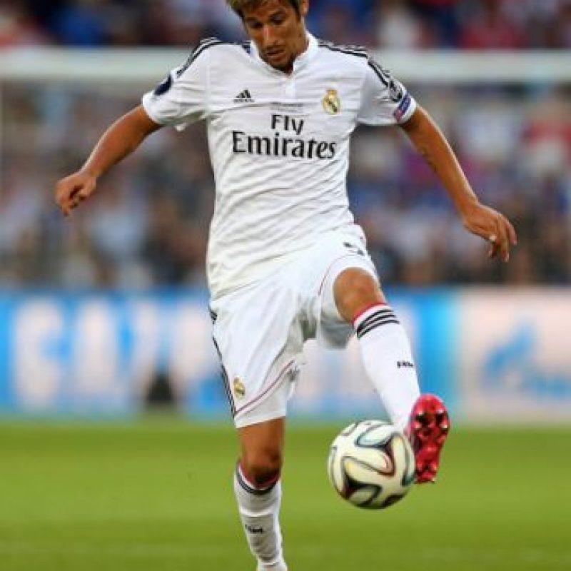 Fabio Coentrao es el otro elegido para jugar la defensa Foto:Getty Images