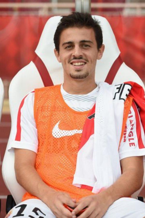En la delantera el portugués Bernando Silva Foto:Getty Images