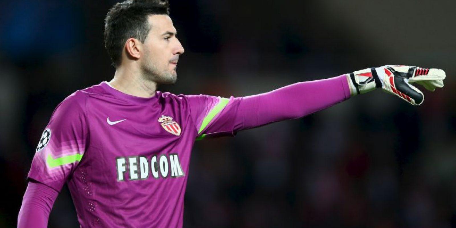 Monaco jugará con Daniel Subasic en la portería. Foto:Getty Images