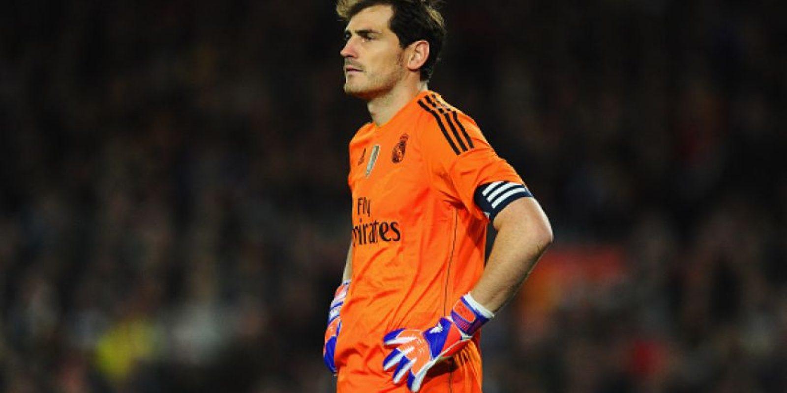 """El arco de los """"merengues"""" será protegido por Iker Casillas Foto:Getty Images"""