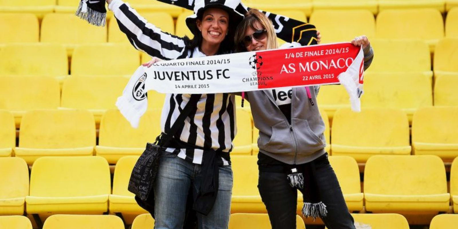 En el duelo de ida, Juventus se impuso por marcador 1-0. Foto:Getty Images