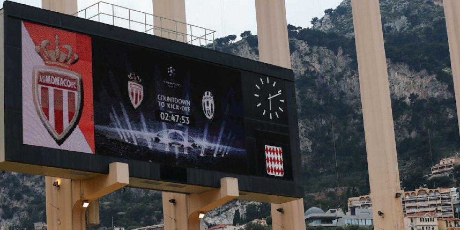 Mónaco y Juventus definirán al cuarto semifinalista de la Champions League. Foto:Getty Images