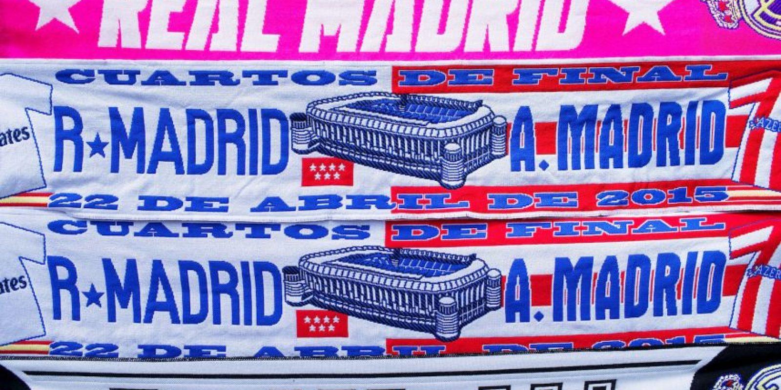 Real Madrid tiene 144 victorias por 68 del Atlético y 59 empates. Foto:Getty Images