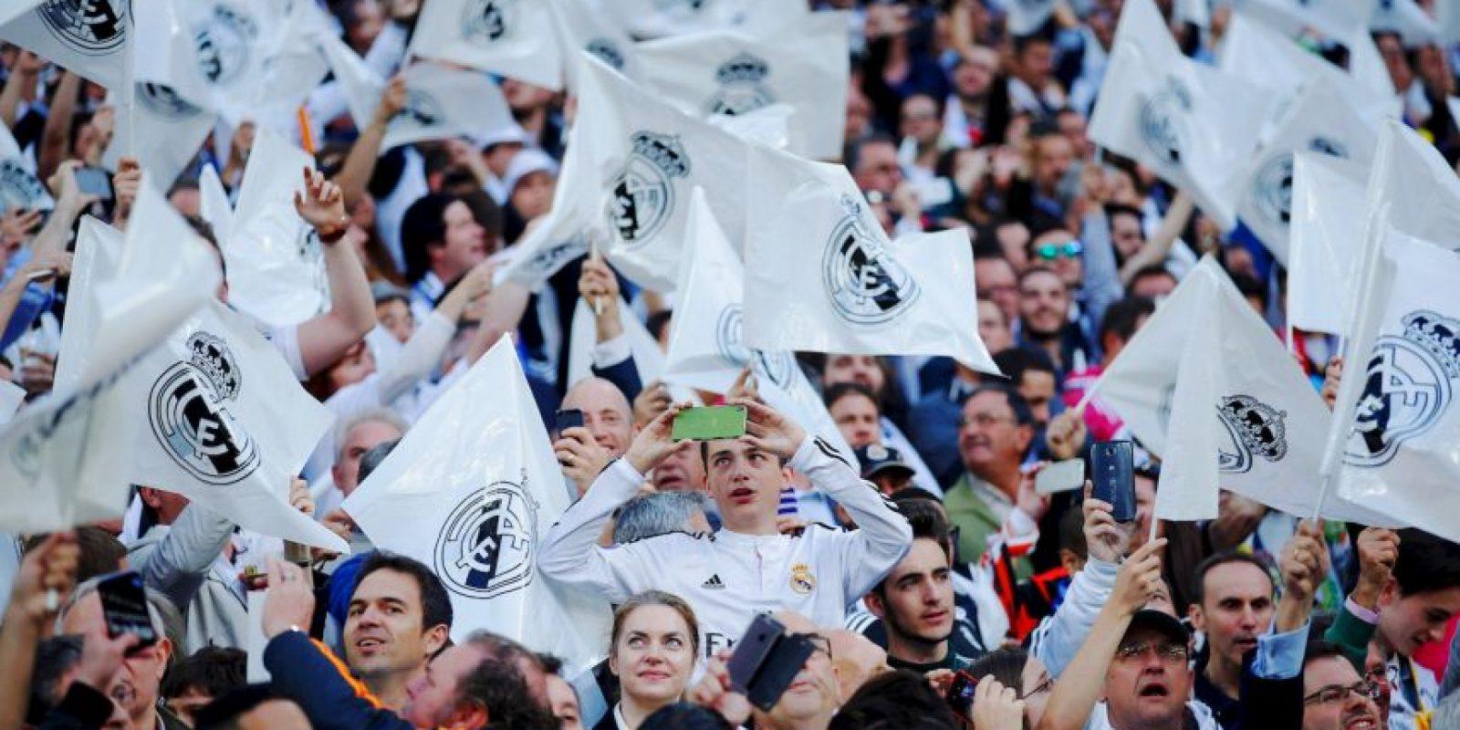 Ambos equipos son protagonistas de una gran rivalidad por ser los dos clubes más importantes de la capital de España. Foto:Getty Images