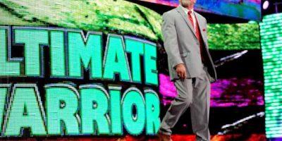 Ultimate Warrior murió a los 54 años, después de ser inducido al Salón de la Fama Foto:WWE