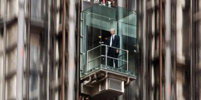 Ella le dijo al administrador del edificio lo que pasó. Foto:vía Getty Images