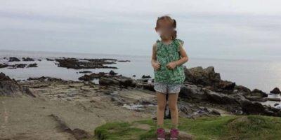FOTOS: Morirán de horror al ver lo que hay en el retrato de esta niña