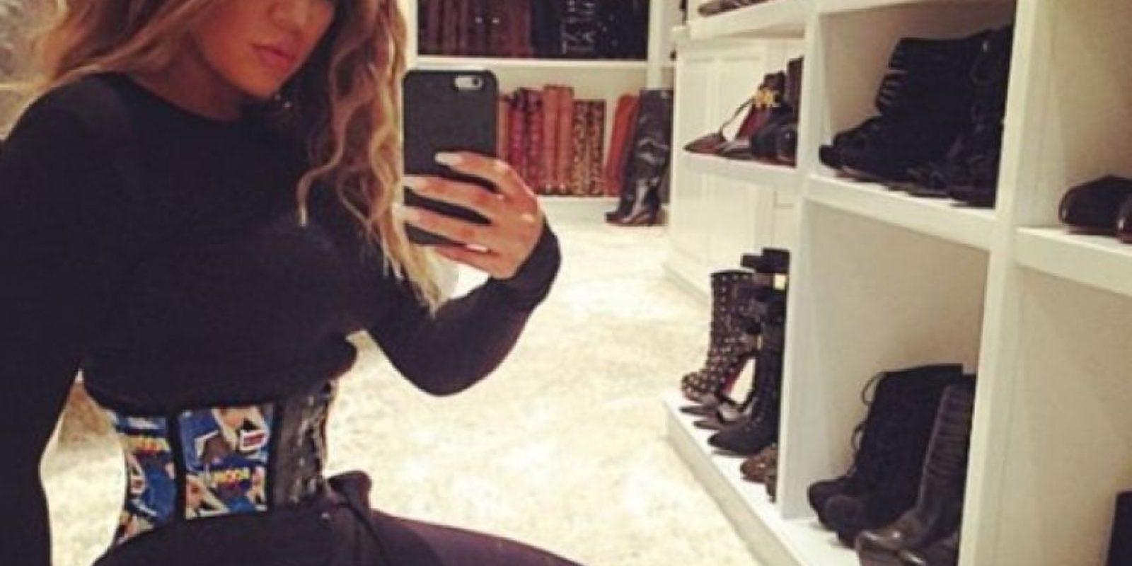 Khloé Kardashian Foto:Vía instagram.com/khloekardashian