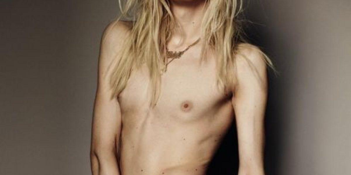 FOTOS: Este famoso transexual ahora está en la revista