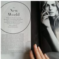 Sus fotos están en un artículo que habla sobre su comunidad en Estados Unidos. Foto:vía Instagram/andrejapejic